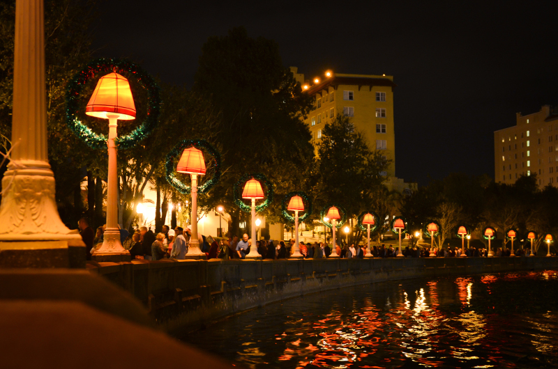Margarita Ball - Lake Mirror Promenade