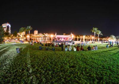 Live Music at Lake Mirror Promenade