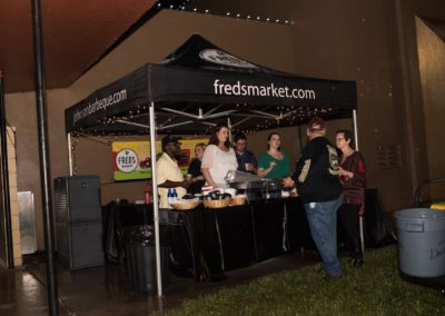 Vendor - Fred's Market - Lakeland Margarita Ball 2015 Gallery